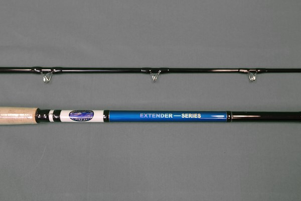 Extender Black/Blue Rod