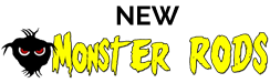 Monster Rods logo